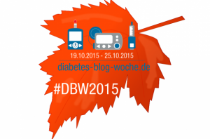 Diabetes Blog Woche 2015