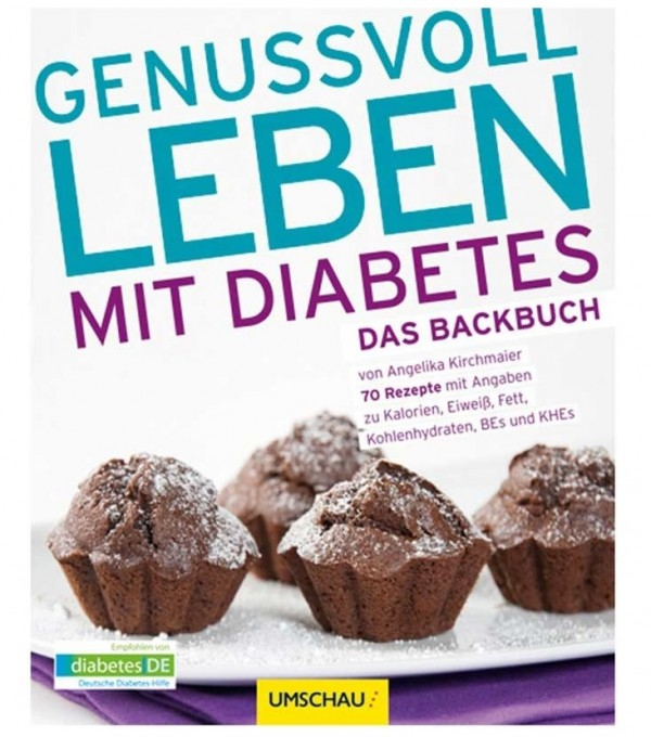 Diabetes-Backbuch
