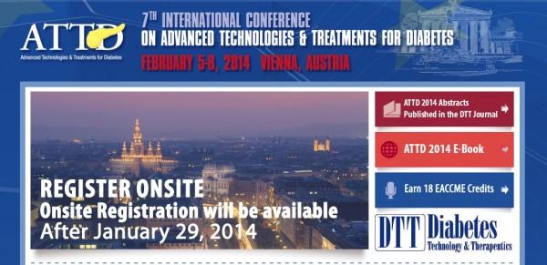 Auch dieses Jahr reisten wieder viele Diabetiker-Fachleute nach Wien, um an der ATTD teilzunehmen.  Quelle: ATTD