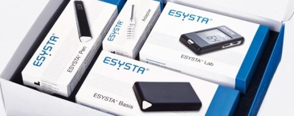 Das Produktsystem ESYSTA® verbindet lückenlos alle Geräte und Messeinheiten.  Quelle: Emperra