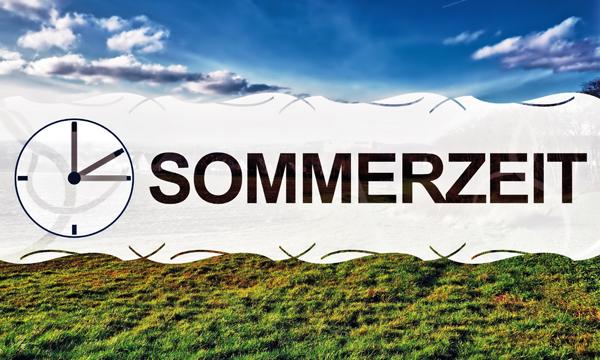 Am Sonntag, 30. März, beginnt die Sommerzeit. © Maik Schwertle / pixelio.de