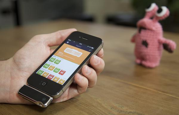 """Sie zähmt das """"Diabetes-Monster"""": die mySugr Companion App. Foto: mySugr"""