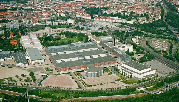 Der Diabetes Kongress 2014 findet vom 28. bis 31. Mai auf dem Veranstaltungsgelände der Messe Berlin statt. Foto: Messe Berlin