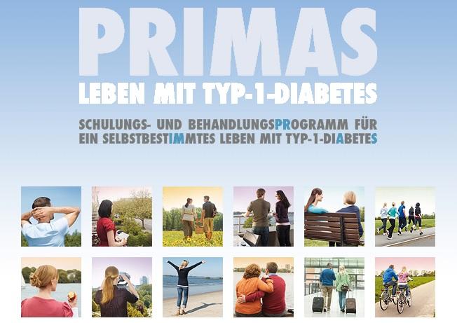Ein selbstbestimmtes Leben mit Typ-1-Diabetes - dank dem Primas Schulungsprogramm kein problem.  Quelle: Primas