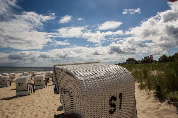 Während des Strandurlaubs steigen viele Pumpenträger auf den Insulinpen um. © Rainer Sturm / pixelio.de