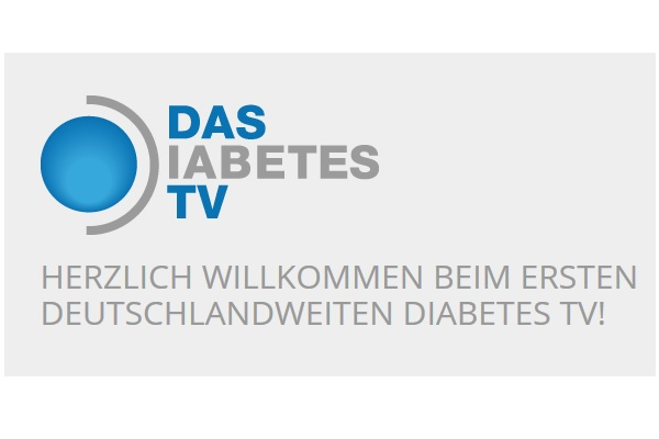 "Ist seit Ende Mai ""on air"": Der Sender ""Das Diabetes TV"".  Quelle: Diabetes TV"