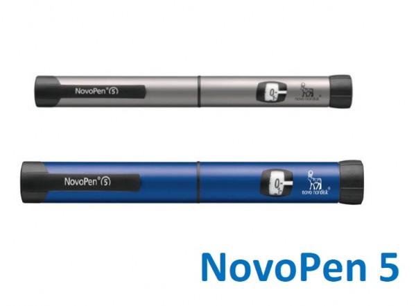 Zuverlässig und sicher - der neue Insulinpen von Novo Nordisk.  Quelle: Novo Nordisk