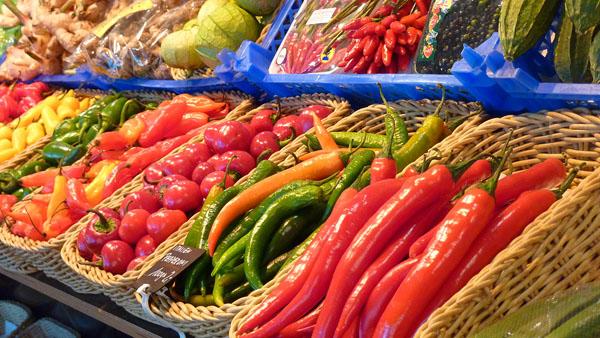 Es gibt nichts dagegen einzuwenden, wenn sich Diabetiker vegetarisch ernähren wollen. © Lupo / pixelio.de