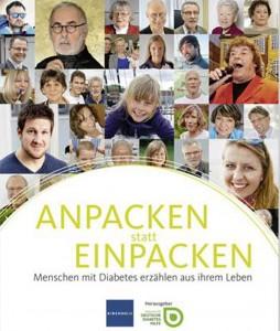 diabetesDE – Deutsche Diabetes-Hilfe (Hrsg.): Anpacken statt einpacken, 1. Auflage 2014, Verlag Kirchheim + Co. GmbH, Mainz; ISBN 978-3-87409-571-6.