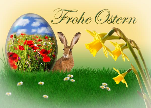 Oster-Festtagsmenü