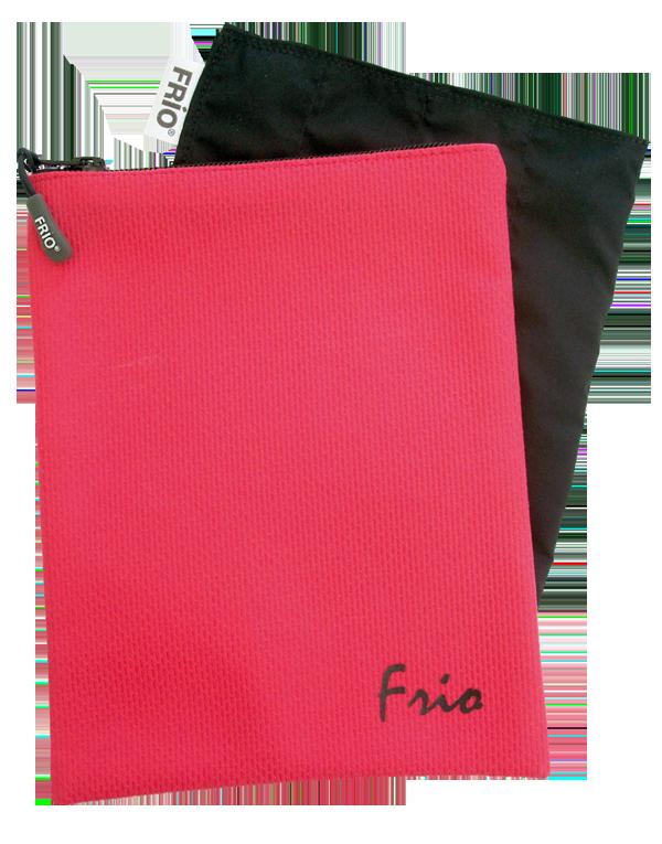 Als praktische Begleiter an heißen Sommertagen entpuppt sich die FRIO Tasche Viva Pink. Erhältlich bei DiaShop. Link zum Shop: http://www.diashop.de/frio-tasche-viva-pink-16-x-19-cm-kuehltasche-1-stueck.html