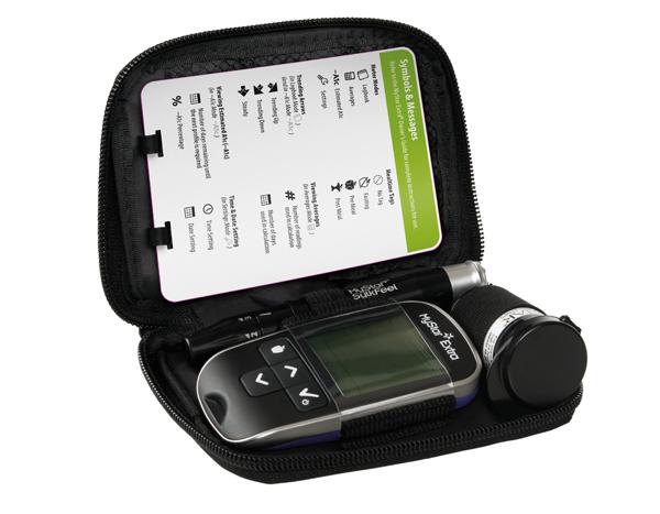 Diabetes-Datenmanagement: MyStar Connect® kann prima mit dem MyStar Extra® verbunden werden. Foto: Sanofi