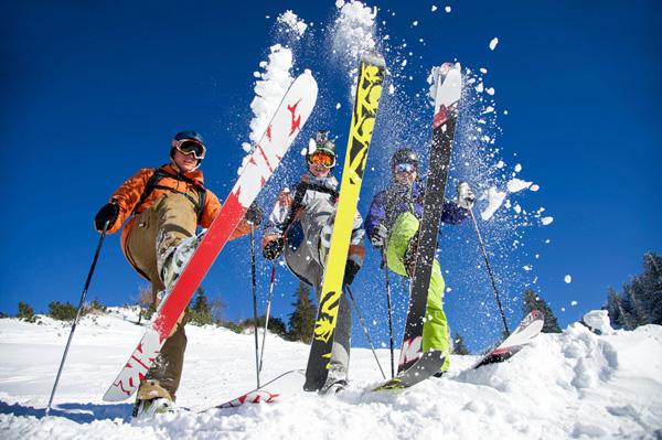 Skifahren mit Diabetes