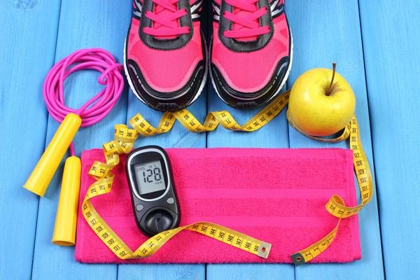 Diabetes in Bewegung