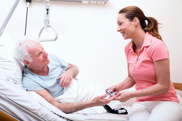 Diabetes-Pflegefachkraft