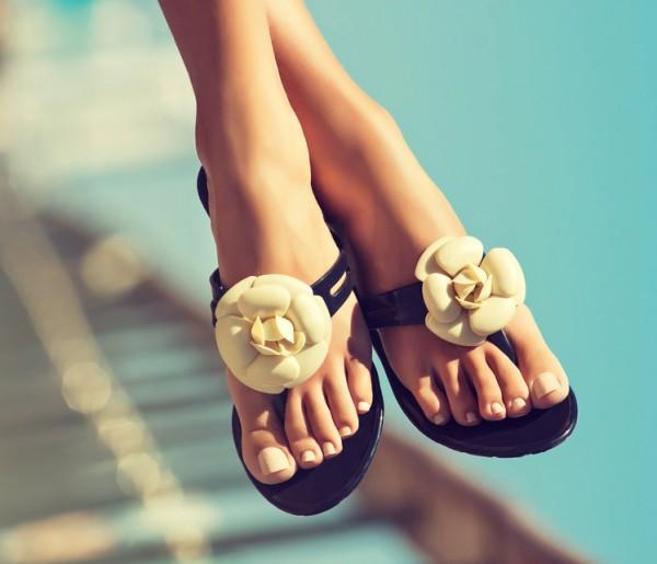 Tipps für schöne Sommerfüße