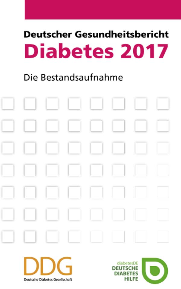 Deutscher Gesundheitsbericht Diabetes 2017