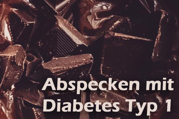 Abspecken mit Diabetes Typ 1