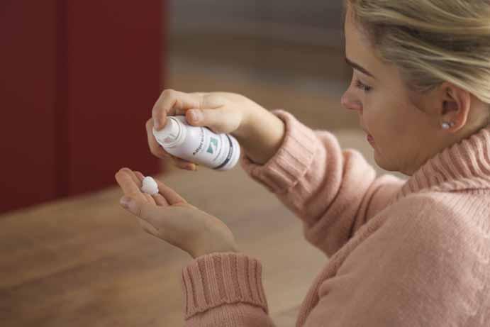 Hautpflege bei Diabetes