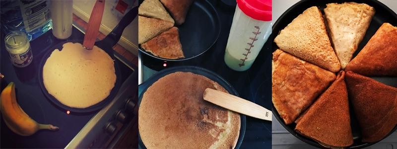 Pancakes-Rezept