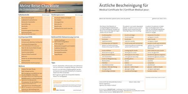 Ärztliche Bescheinigung Archive - Diabetiker.Info - Das Info-Portal ...