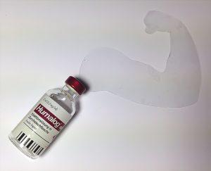 Körper Insulin als Droge