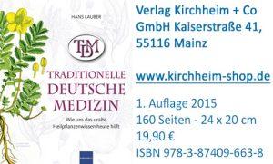 Traditionelle Deutsche Medizin Infokasten