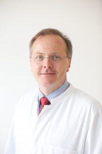 Professor Dr. med. Stephan Martin, Chefarzt für Diabetologie, Katholische Kliniken Düsseldorf