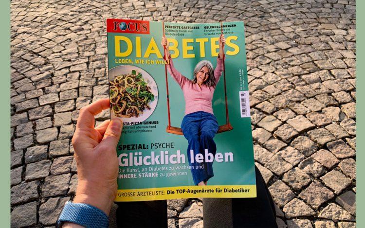 Diabetes Focus Leben wie ich will
