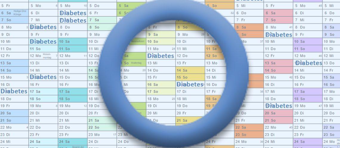 Diabetes Veranstaltung