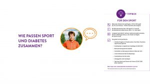 Diabetes und Sport Ulrike Thurm