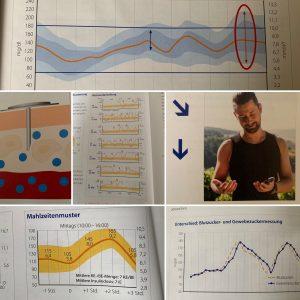 """Auszug aus dem Buch """"Flash: Kontinuierliche Glukosewerte besser verstehen - Ein Leitfaden für den Alltag"""""""