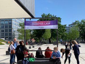 Diabetes Lauf