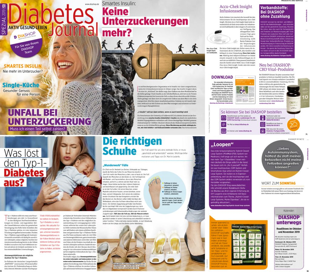 Diabetes Journal Spezial Auswahl
