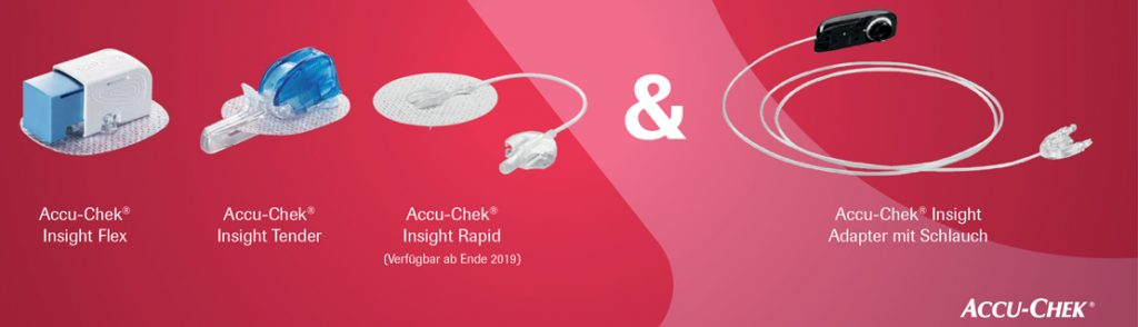 Accu-Chek Insight Infusionssets