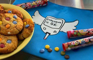 schokolinsen low carb kekse beitragsbild