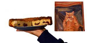 Low Carb Obst-Vanille-Kuchen