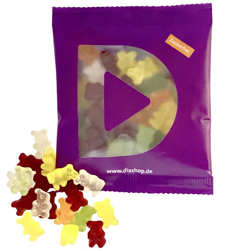 Habt ihr schon bei DIASHOP die zuckerfreien Gummibärchen entdeckt?