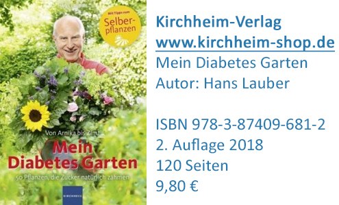 Mein Diabetes Garten Infokasten
