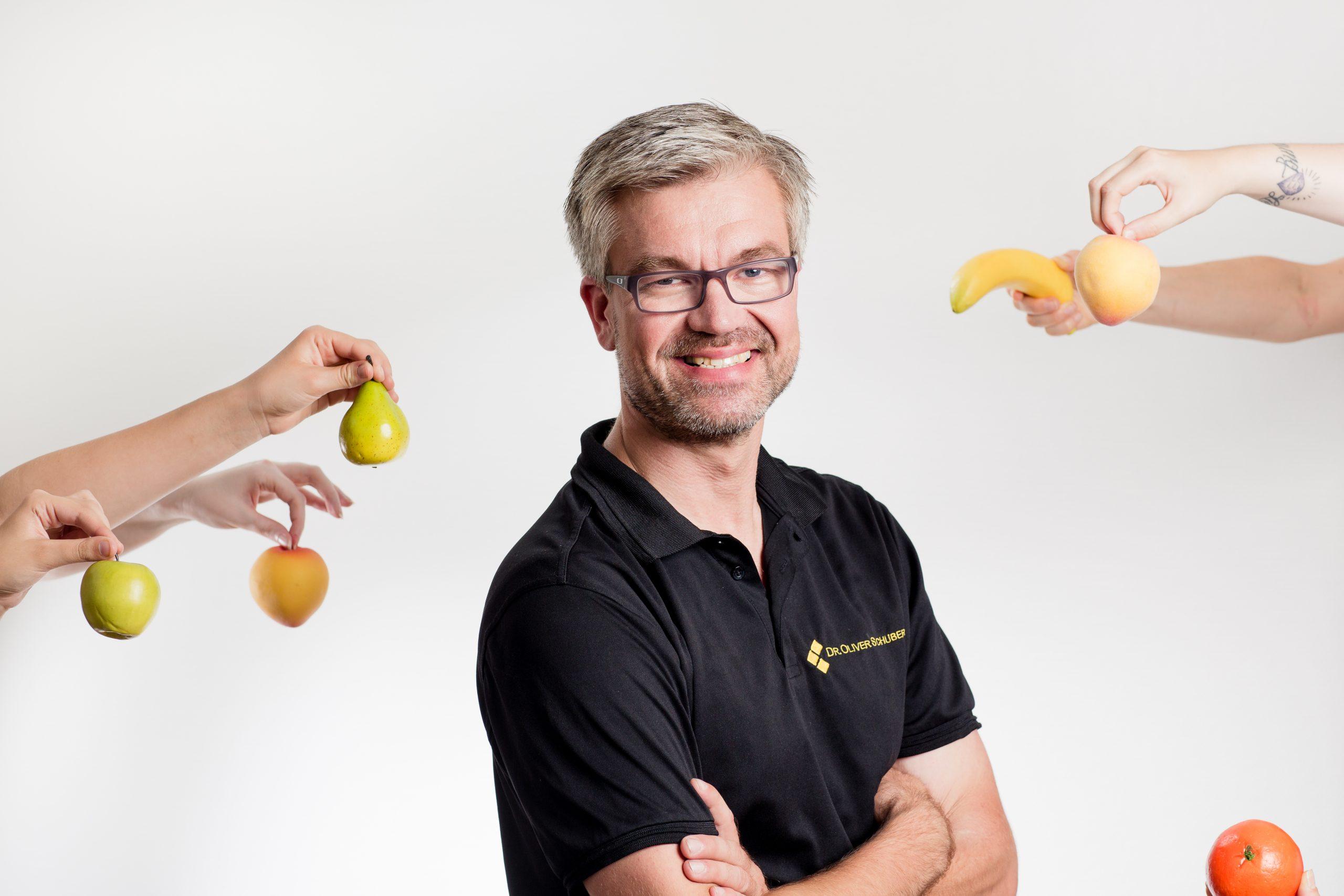 Dr. Oliver Schubert