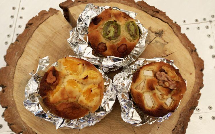 Herbstliche Low Carb Muffins