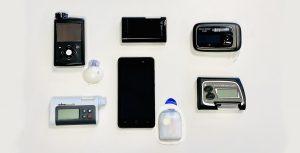 Insulinpumpen- und CGM-System