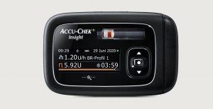 vorgefüllte Insulinampulle Pumpcard Accu-Chek Insight