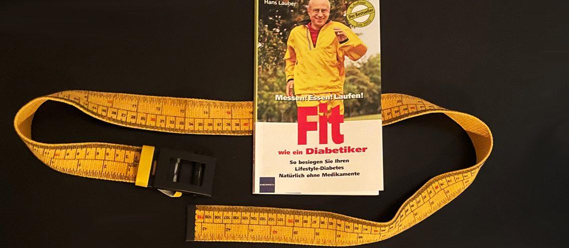 Fit wie ein Diabetiker Hans Lauber
