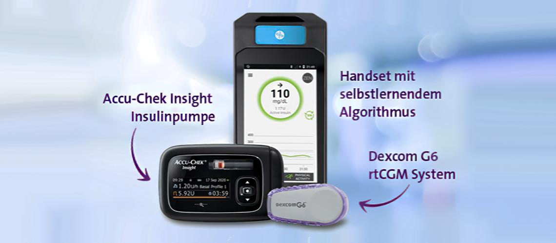 Diabeloop mit Accu-Chek Insight