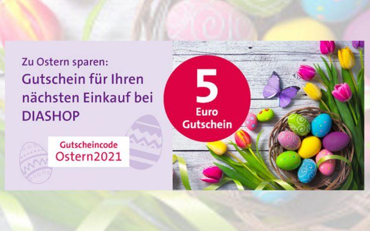 Ostern mit DIASHOP sparen