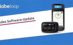 Anstehendes Diabeloop Software-Update